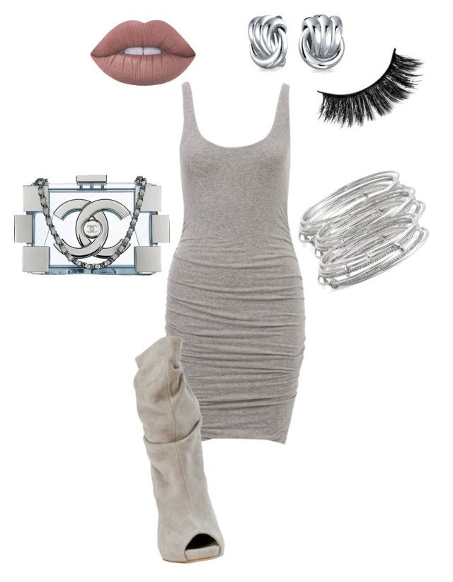 """""""Untitled #68"""" by sandie-mefaddi on Polyvore featuring Bling Jewelry, Kate Spade, Chanel and Lime Crime"""