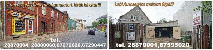 Auto rezerves daļas un akumulatori, lētāk kā citur. Auto veikals, autoserviss. http://www.autospeci.lv/