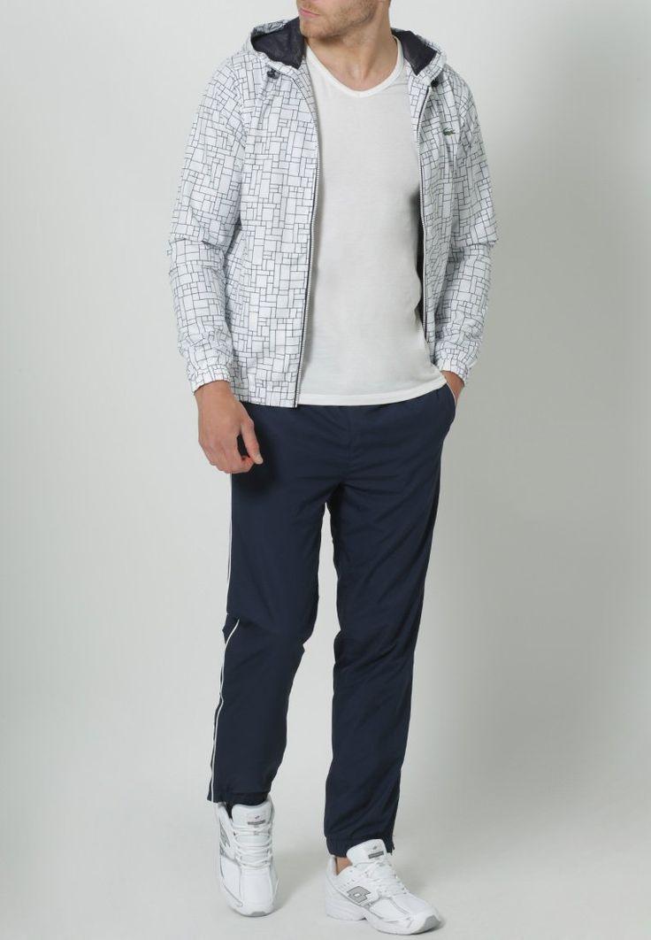 Lacoste Survêtement white/marine prix Survêtement homme Lacsote Zalando 200.00 €