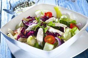 Balıklı Salata
