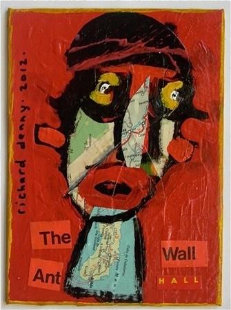 Richard Denny     The Ant Wall Hall - 2012