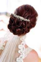 Low-Do Wedding Hair Pictures - Page 40 - Project Wedding