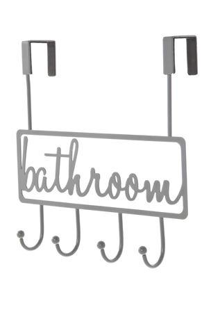 Overdoor Bathroom Towel Hook From The Next Uk Online