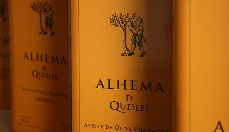 Aceite de Oliva virgen extra // Extra virgin olive oil : Alhema de Queiles www.belotea.com