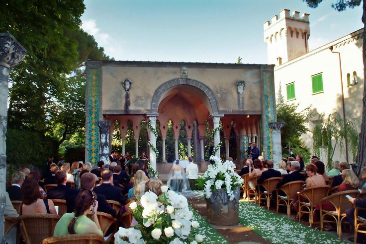 WEDDING IN RAVELLO BY IRA ITEM EVENTI EXTRAORDINARI