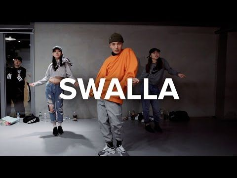 Swalla - Jason Derulo ft. Nicki Minaj & Ty Dolla $ign / Junsun Yoo Choreography - YouTube