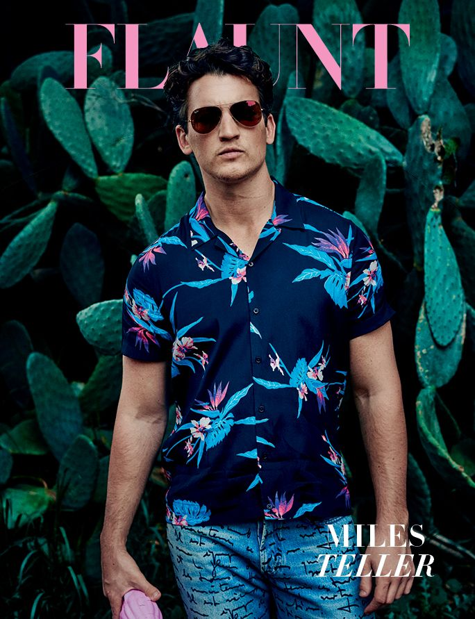Flaunt Magazine | People: Miles Teller