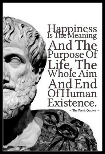Aristotle's philosophy begins by discussing why we should care about philosophy, ethics, and morals. His answer is simple and powerful: because it is in your own self-interest. The philosopher doesn't expect you to be good because God wants it, or it is the law, but rather, because goodness gives us a happy life.