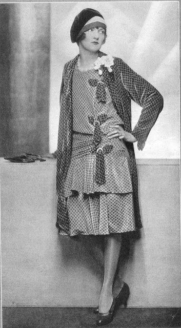 41 best 20es images on Pinterest | Vintage mode, 1920er stil und ...