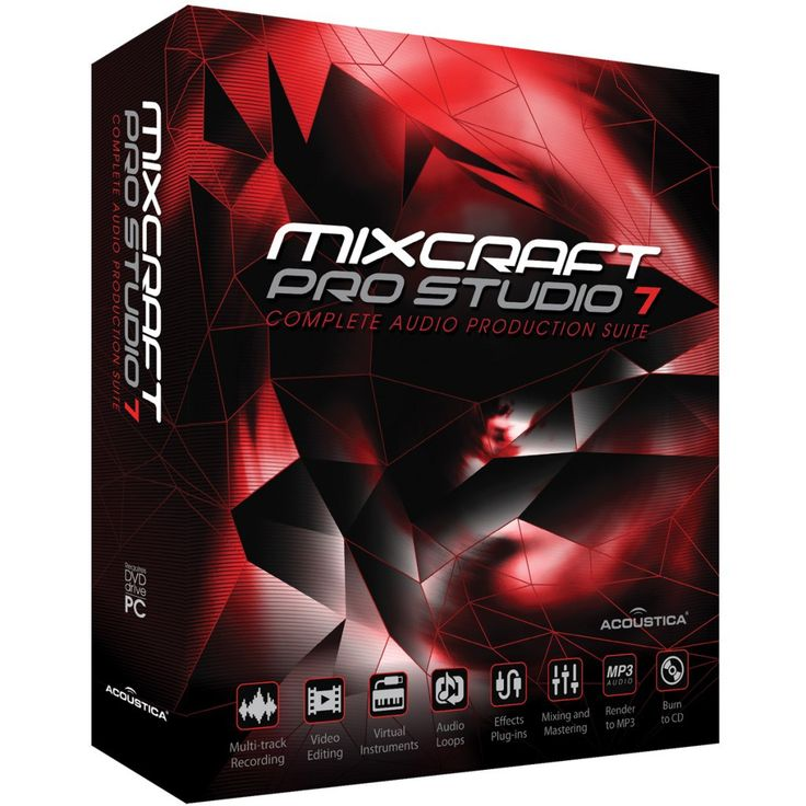 Mixcraft 7 Registration Code provides you great opportunity of live registration code jamming and you can easily record your lively performances in........