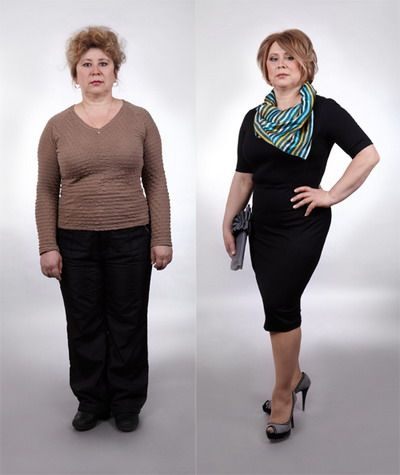 The most charming and attractive - the transformation in the category The IMAGE 49 years old, 154 cm (5')