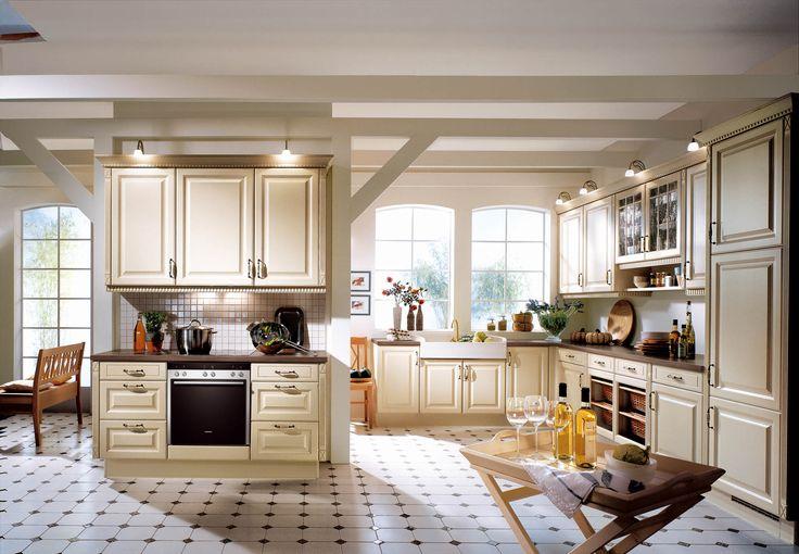 Bildergebnis für landhausküche französisch-mediterran | Küche ...