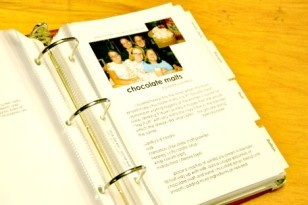Make goal one day is to make my homemade cookbook with pics and give to my boys as a gift. :)
