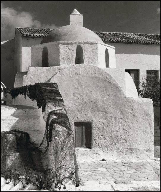 Herbert List. Mύκονος 1937.