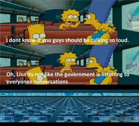 11 Times 'The Simpsons' Predicted the Future of Technology --- (Selfies shouldn't really be on this list as they're not a new thing, just being able to share them so easily, is.. I have selfies from the 80's, but not the Bart Simpson kind, lol..)