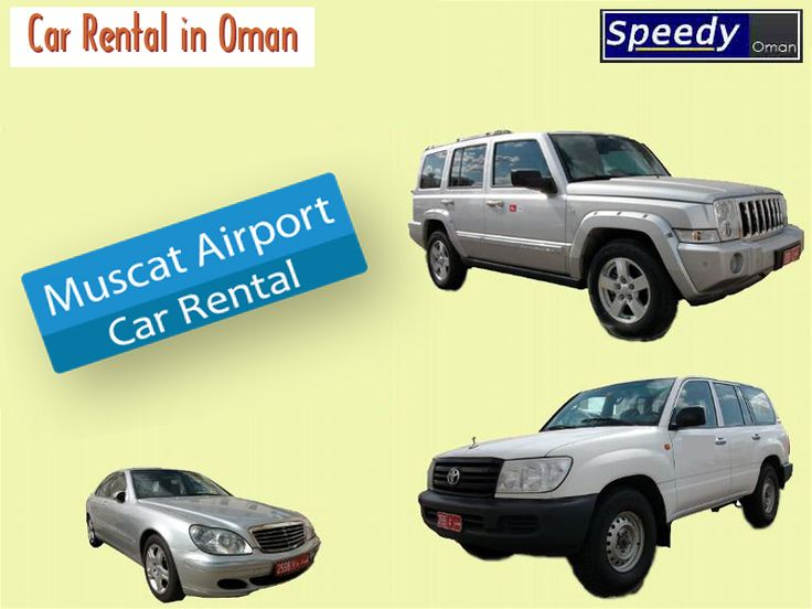 Car Hire Salalah Airport