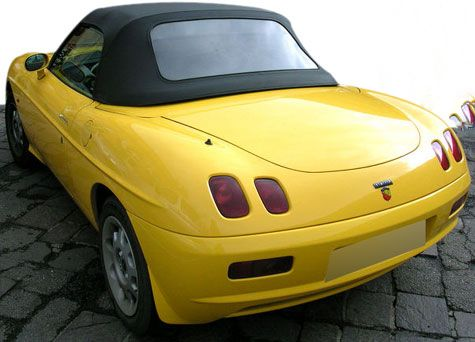 FIAT BARCHETTA STAYFAST TOP