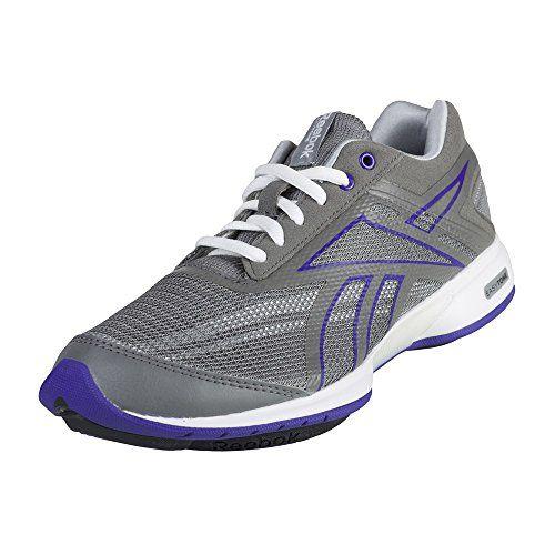 Reebok - Easytone Reenew Iii - m44779 - Color: Grey-Violet-White - Size: 7.5