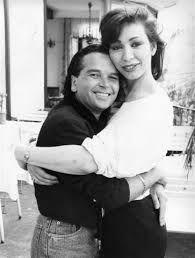con mi querida amiga  Jennifer Rush