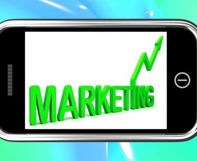 Reach more customers via mobile marketing.