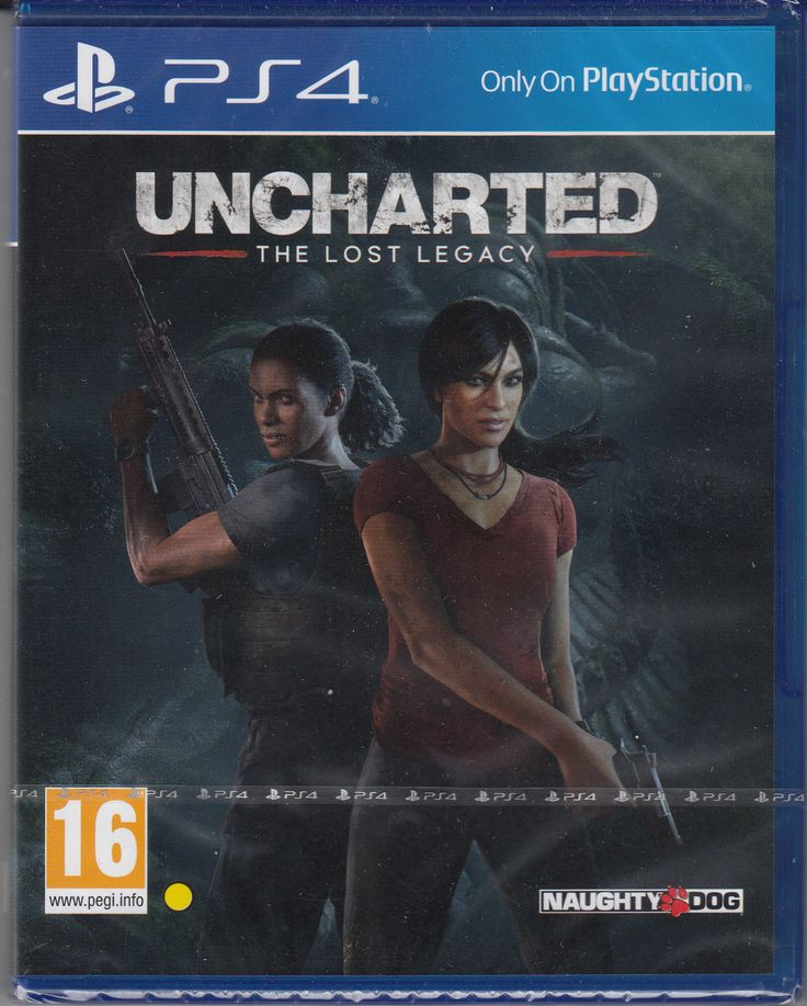 This listing is for physical software not a download offer. This game is Brand New and factory sealed. Thanks Digitalville AUDIO & SUB:ENG/FRE/ITA/GER... #brand #factory #sealed #playstation #sony #lost #legacy #uncharted