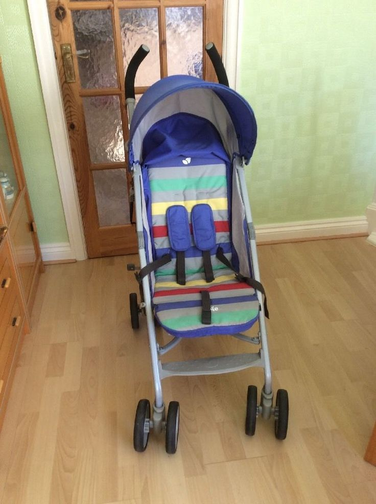 Joie Nitro Lightweight Buggy Stroller Pushchair Lovely Design Local Pick Up Only | eBay