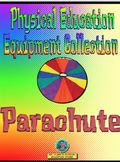 PE Equipment Collection Parachute