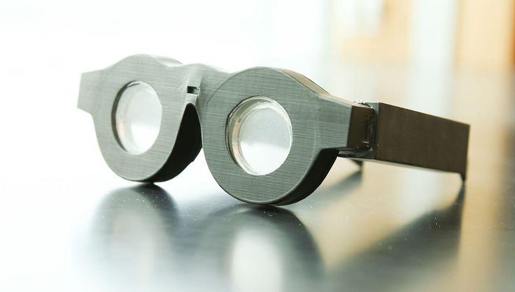 L'université de l'Utah a créé des lunettes électroniques capables de faire la mise au point de façon automatique.