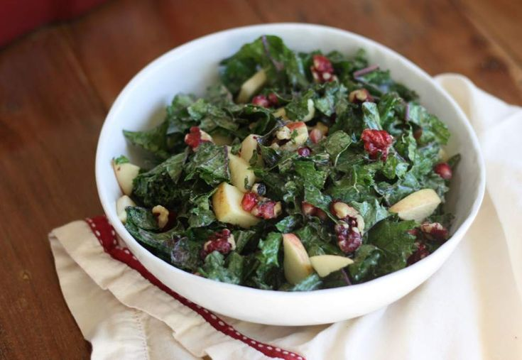 ... about Lunch on Pinterest | Kale, Spinach salads and Avocado salads