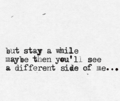 Unwell ~ Matchbox Twenty >> Indeed, there are many different sides of me... I have always loved this song... I can relate