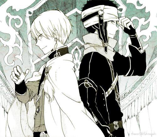 Akagami no Shirayukihime - Zen and Obi   Snow White with ...