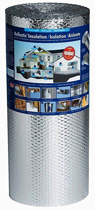 Reflectix BP24025 24-Inch by 25-Feet Bubble Pack Insulation
