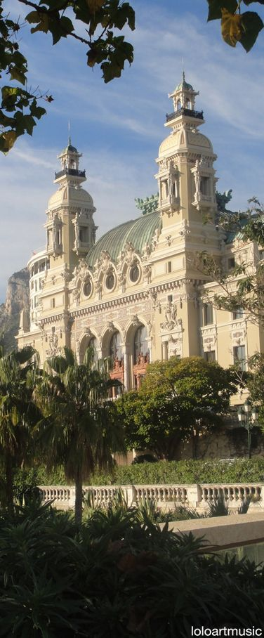 Casino Monte-Carlo, Monaco. Officially named Casino de Monte-Carlo, the Monte Carlo Casino is a gambling and entertainment complex located in Monaco. It includes a casino, the Grand Théâtre de Monte Carlo, and the office of Les Ballets de Monte Carlo.