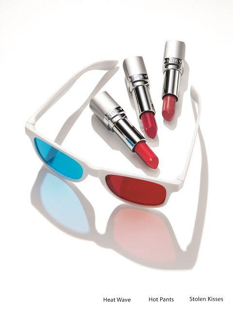Hayat Reçeli: Kozmetik, Makyaj, Bakım ve  Kadın Bloğu: AVON 3D Dolgunlaştırıcı Ruj ile Dolgun ve Çekici D...
