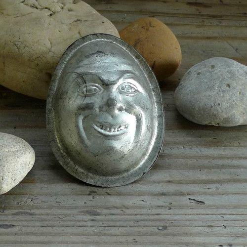 Formička tvář ... cena je za kus