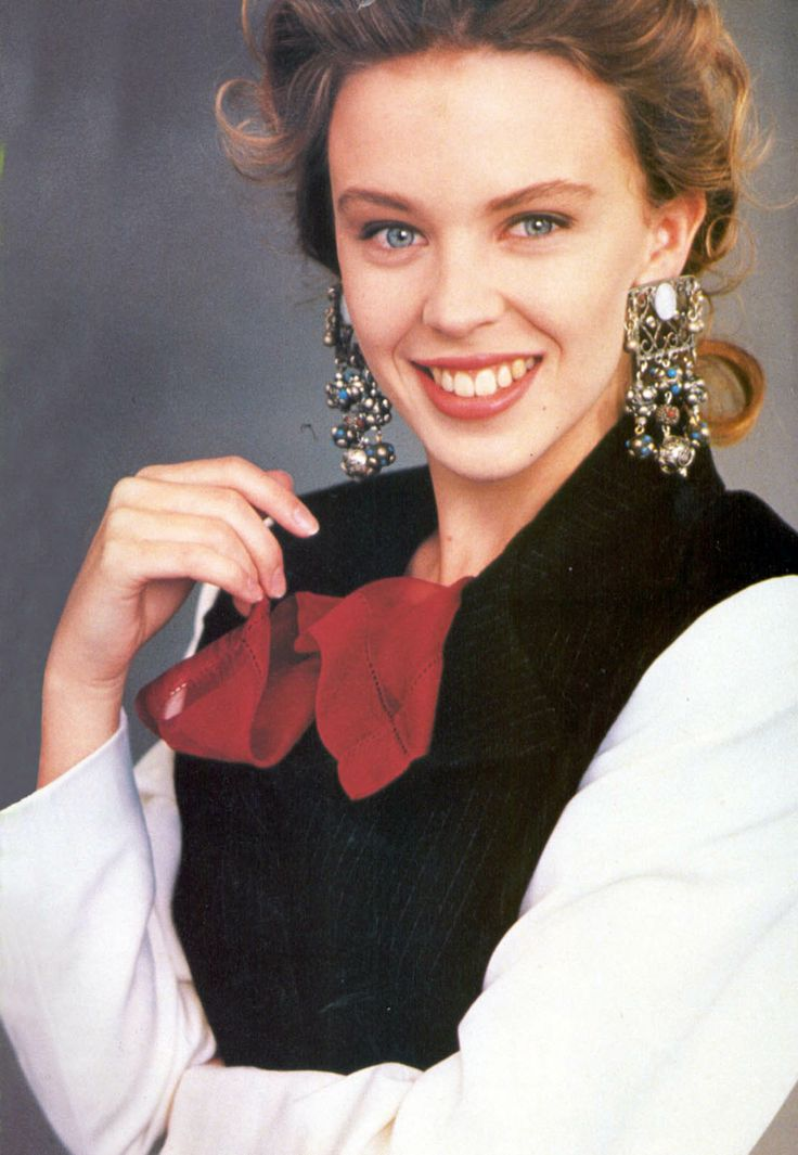 Kylie Minogue 1989