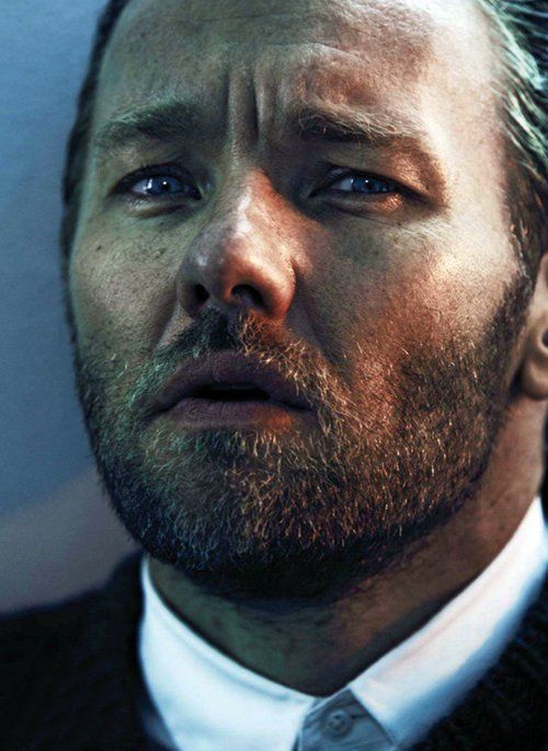 Joel Edgerton.  Holy mother of god