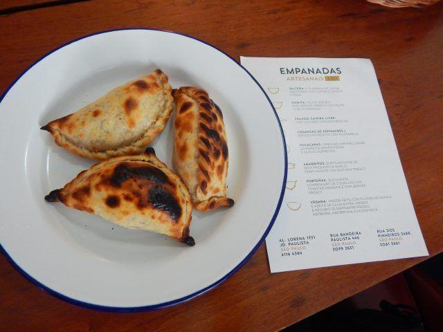 La Guapa, as empanadas artesanais da masterchef Paola Carosella! - Juny Pelo Mundo