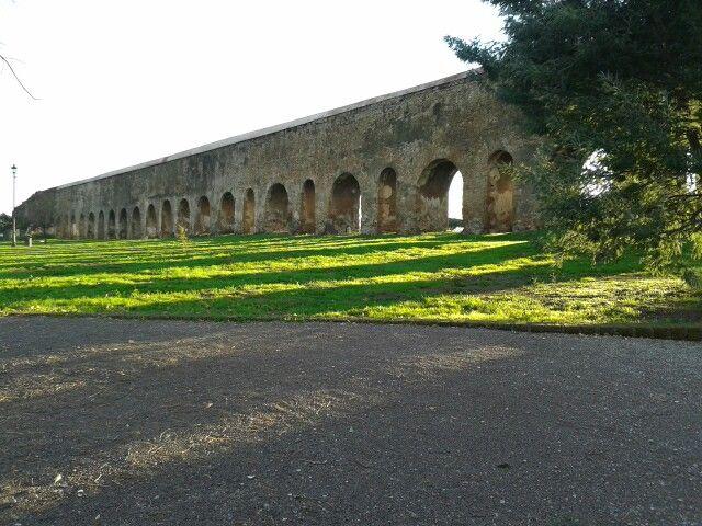 Rome- Acquedotto romano