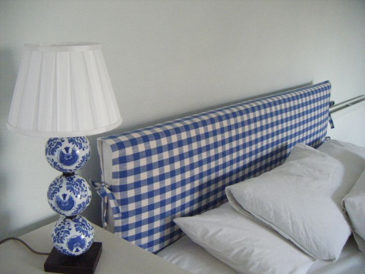 12 best images about bed headboard cover on pinterest for How to cover a bed