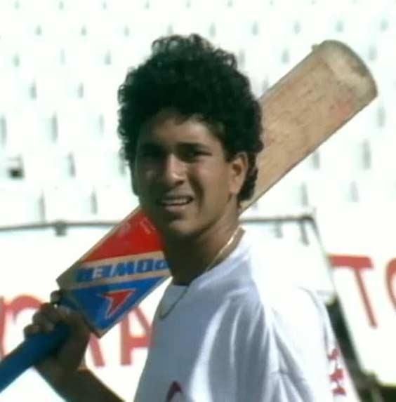 The World This Week: Sachin Tendulkar, boy wonder (Aired: August 1990) http://ndtv.in/11JxsYK