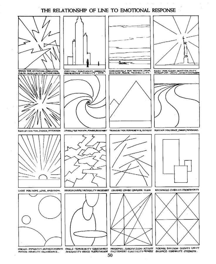 linjer billedkunst id er kunst arbeitsblatt kunst ideen und kunst. Black Bedroom Furniture Sets. Home Design Ideas