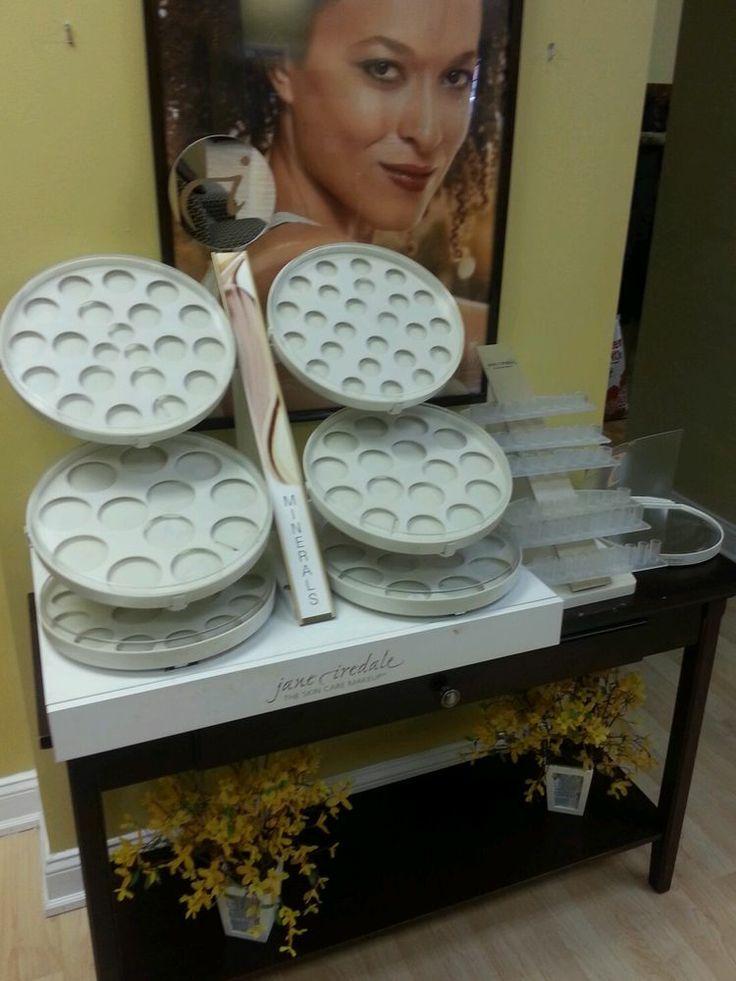 Jane Iredale Makeup Display Set