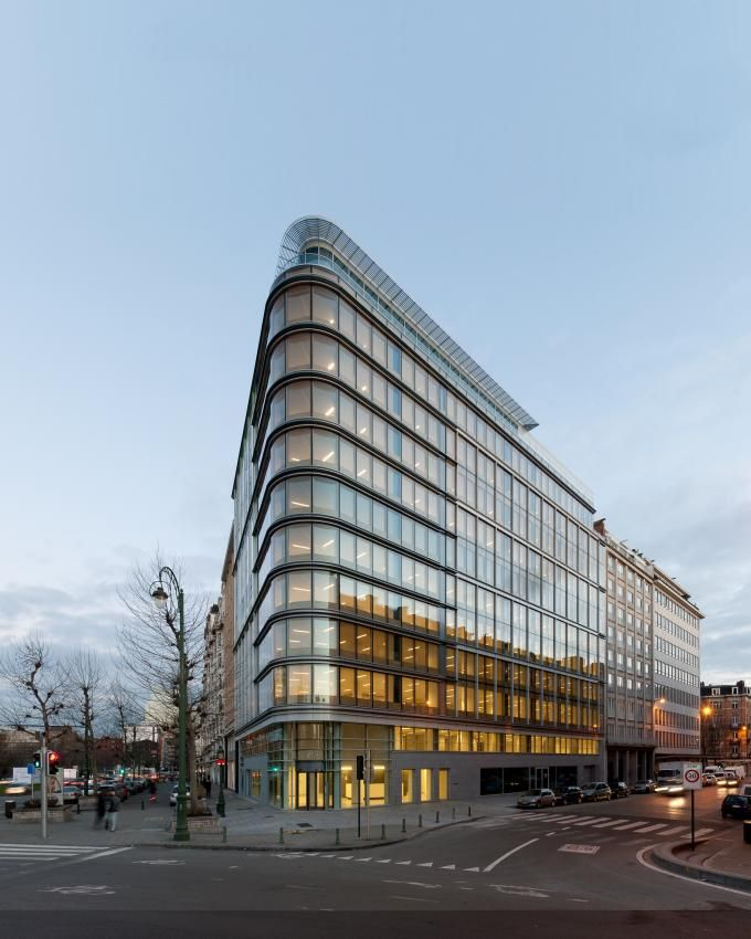 EOLIS | Offices | Assar Architects