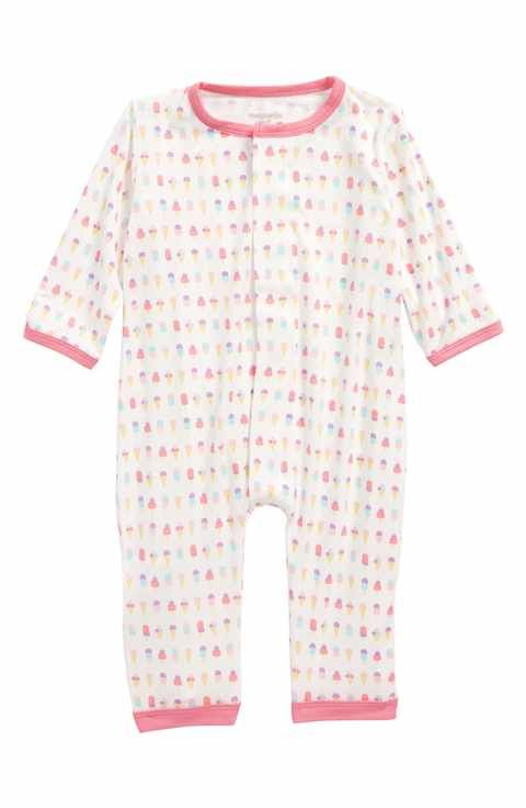0fc6bd67c60 Magnetic Me Ice Cream Romper (Baby Girls)