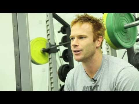Fitness Top Tips with Finn Sailor Andrew Mills - Pumping Iron with the British Sailing Team - YouTube