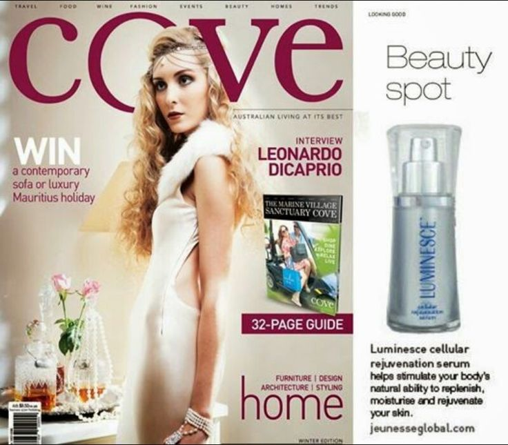Magazines are talking about our wonderful products, From Jeunesse Global