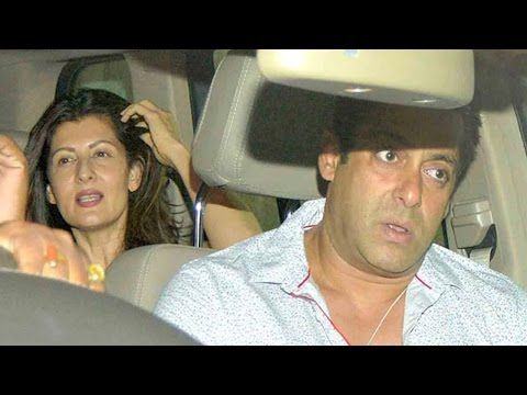 Salman Khan and Sangeeta Bijlani spotted Together!! | New Bollywood Movies News 2015 - (More info on: http://LIFEWAYSVILLAGE.COM/movie/salman-khan-and-sangeeta-bijlani-spotted-together-new-bollywood-movies-news-2015/)