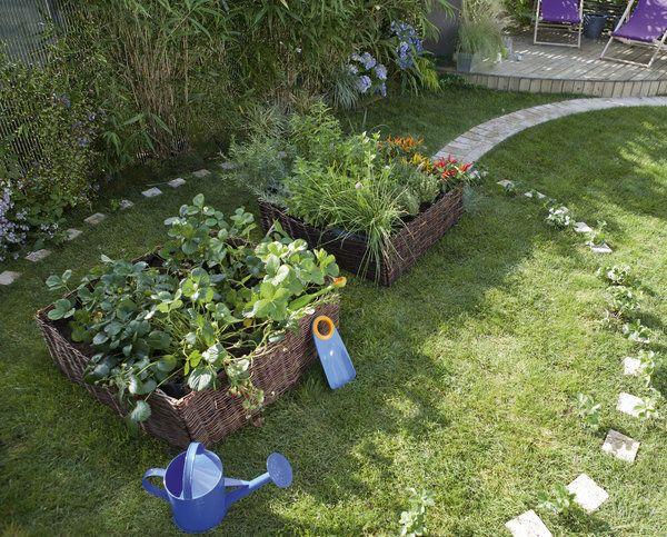 Les 25 meilleures id es de la cat gorie potager en conteneurs sur pinterest jardin dans un - Leroy merlin jardin en carre nantes ...