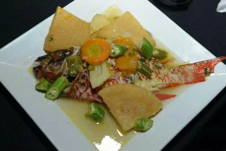 Steamed fish with bammy jamaican food pinterest food for Jamaican steam fish